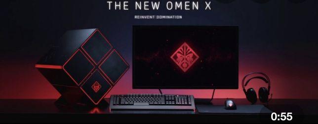 Desktop pc gaming Omen