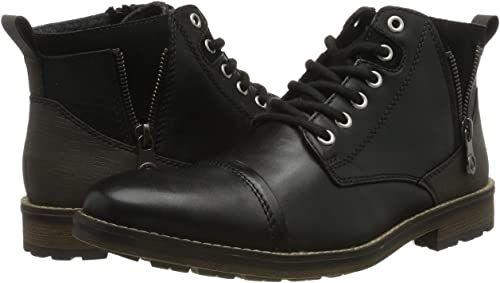 Rieker рейкер демисезонные ботинки кожа байка 46 размер 31.5 стелька