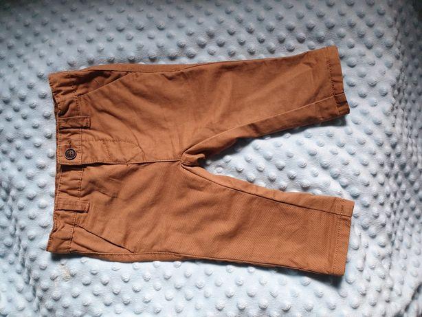 Spodnie chłopięce reserved 68