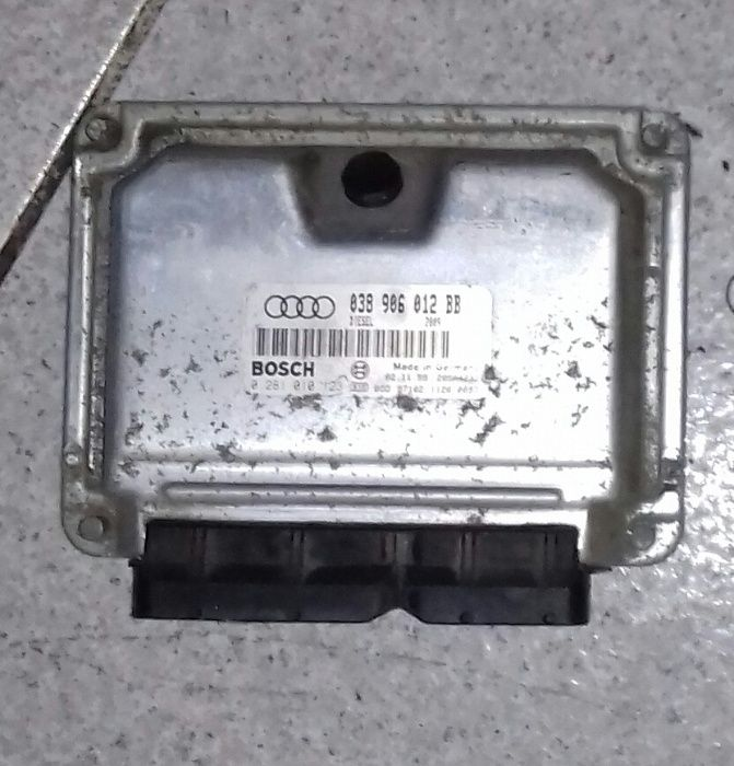 Centralina do motor Audi A3 1.9Tdi 110cv Fundão, Valverde, Donas, Aldeia De Joanes E Aldeia Nova Do Cabo - imagem 1