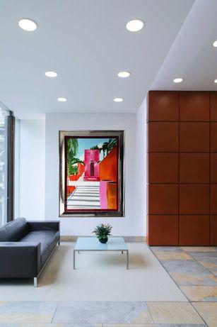 Obraz na płótnie, ręcznie malowany 92,5x122