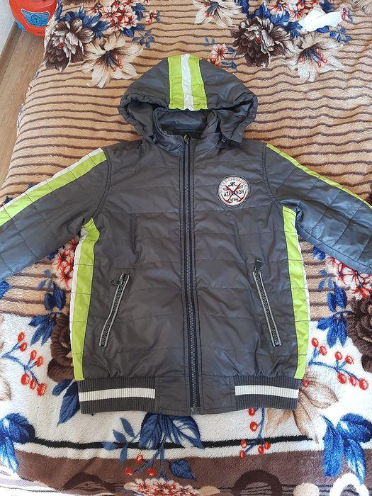 Куртка- осеняя  на подростка Артемовск - изображение 1