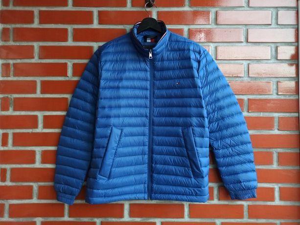 Tommy Hilfiger мужской лёгкий пуховик куртка  размер S Томми хилфигер