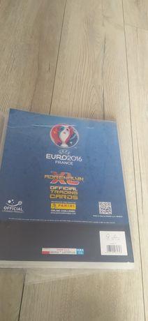 Karty piłkarskie euro 2016