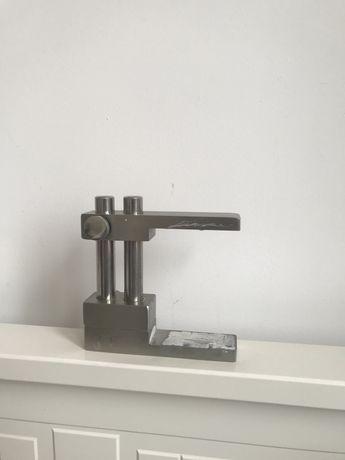 Fiksator okludator ortodoncja metal