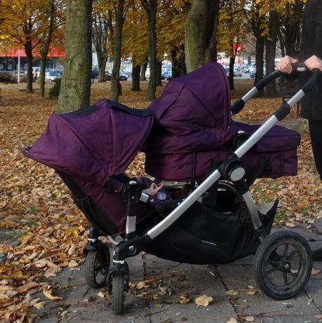 Rok po roku - bliźniaki - wózek - Baby Jogger City Select