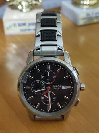 Часы Boccia Titanium в прекрасном состоянии!
