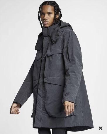 Куртка Nike Tech Pack Down Fill Parka ОРИГИНАЛ р S (M) парка пуховик