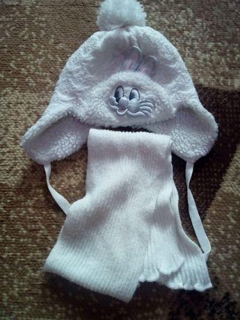 шапочки для мальчика и девочки