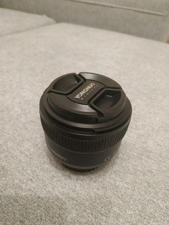 Обьектив Yongnuo 35mm Nikon