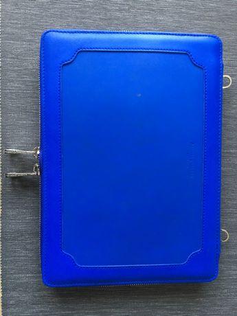 Skórzane etui na iPad Air wyjątkowe/markowe