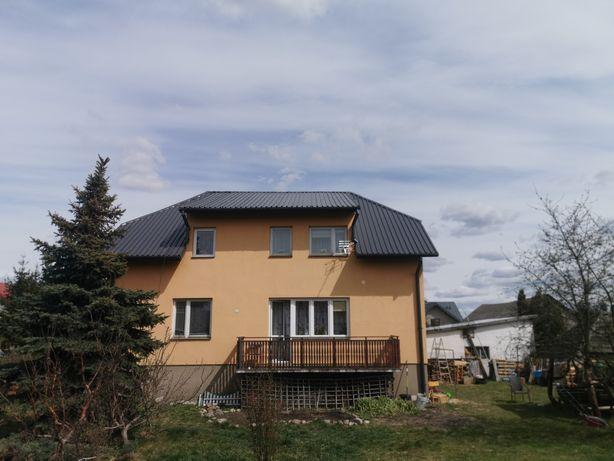 Malowanie dachów, elewacji. Prace wysokościowe. Wycinka drzew