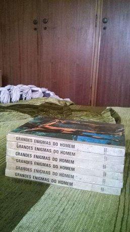 """Enciclopedia """"grandes enigmas do homem"""""""