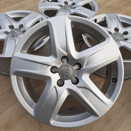 Диски Audi R18 5x112 A6 Q5 A4 Skoda Octavia Superb VW Passat Golf Ауди
