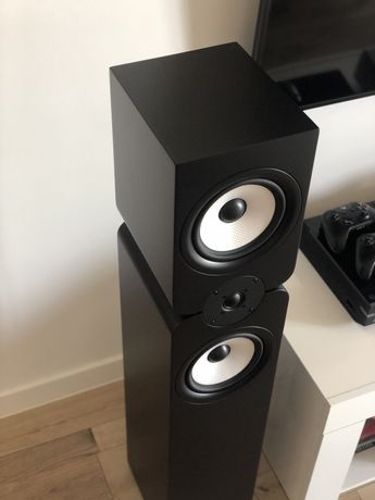 Pylon Audio Ruby He! Czarny Mat! Made in Poland