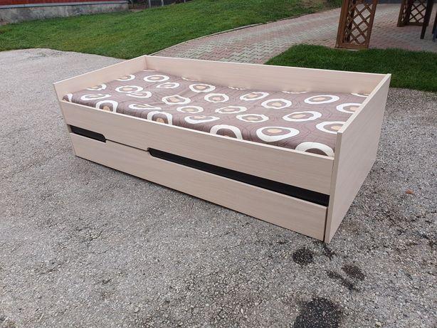 Łóżko 90/200 z szufladą