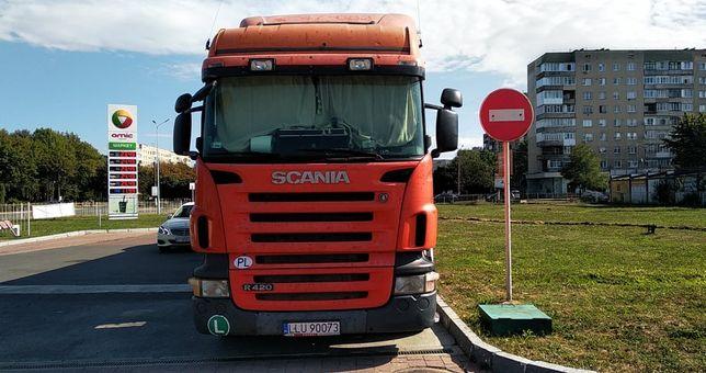 Scania R 420 Low Deck nowe POMPOWTRYSKIWACZE