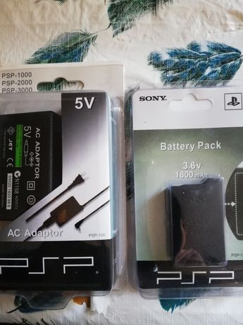 Bateria Sony PSP 1004/2004/3004 novas seladas