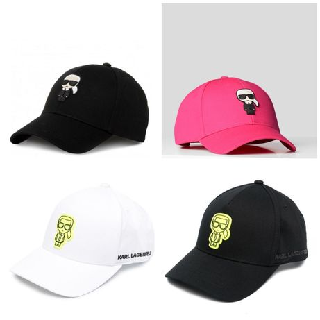 Оригинальная кепка бейсболка Karl Lagerfeld оригинал унисекс