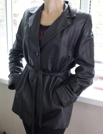 Пиджак куртка курточка натуральная кожа