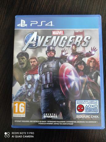 Sprzedam grę Avengers ps 4