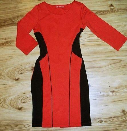 Sukienka ołówkowa z dzianiny marki Collection r M nowa