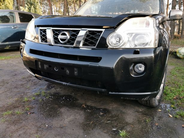Cały przod G41 maska zderzak pas Nissan x-trail T31 2010