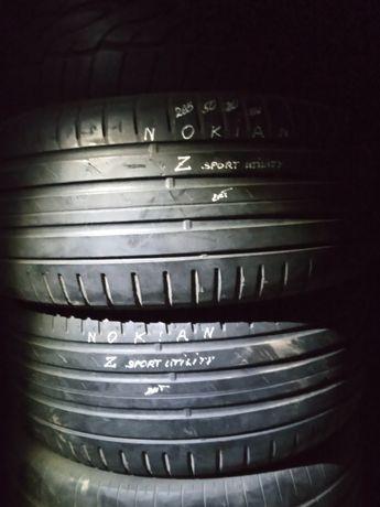 265/50/20 Nokian Z пара летней резины