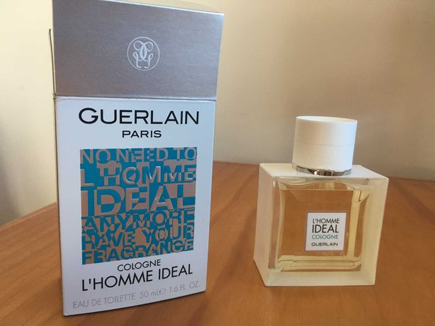 Guerlain L'Homme Ideal Cologne 50ml Novo e Original