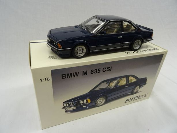 BMW 635 CSI M Auto Art 1/18