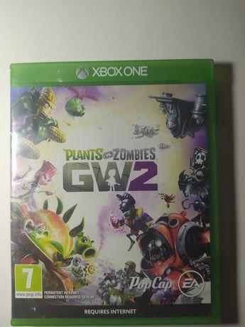 Gra plants vs zombies xbox one