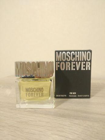 Мужская туалетная вода Moschino Forever 30 ml