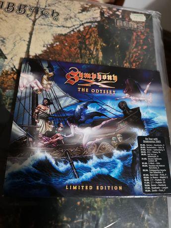 Symphony X - The Odyssey CD Limited Edition