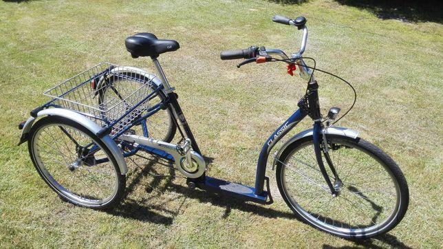 Rower Trójkołowy rehabilitacyjny Pfau Tec Classic