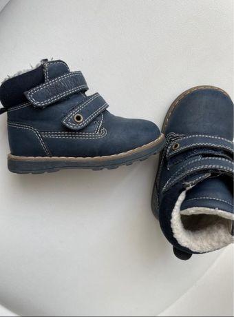Зимний ботинки детские
