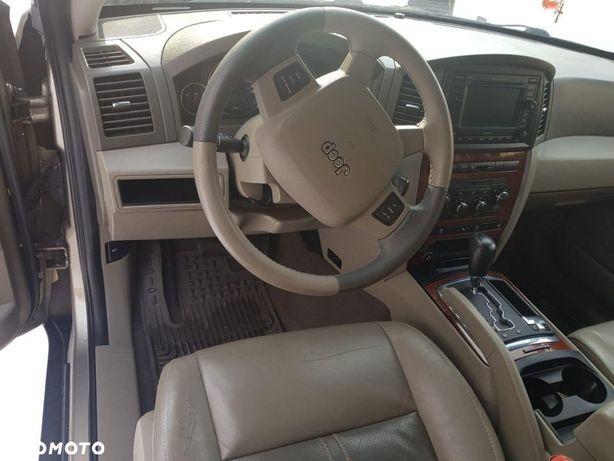 Jeep Grand Cherokee JEEP Grand Cherokee 4X4 BEZWYPADKOWY Oferta prywatna