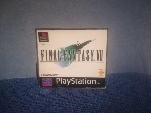 Final Fantasy VII PSX