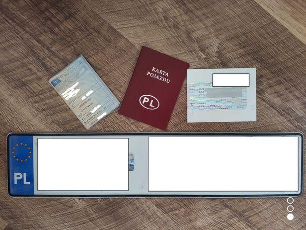 Mercedes Vito 639 pozostałości rama