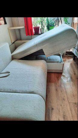 продам диван раскладной угловой бу