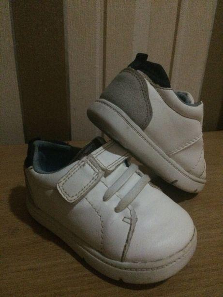 детская обувь, кроссовки 12 р., кожаные ортопедические босоножки