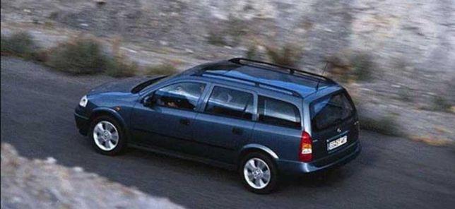Opel Astra Caravan Combi 1,4