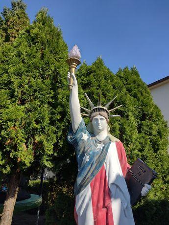 Statua wolności 240cm.lampa