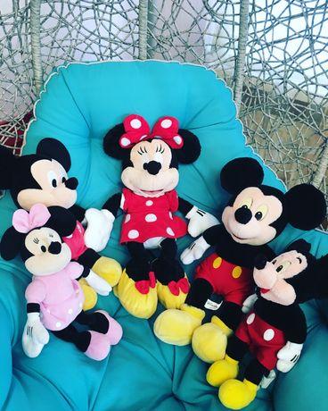 Микки маус, оригинальная мягкая игрушка, mickey mouse