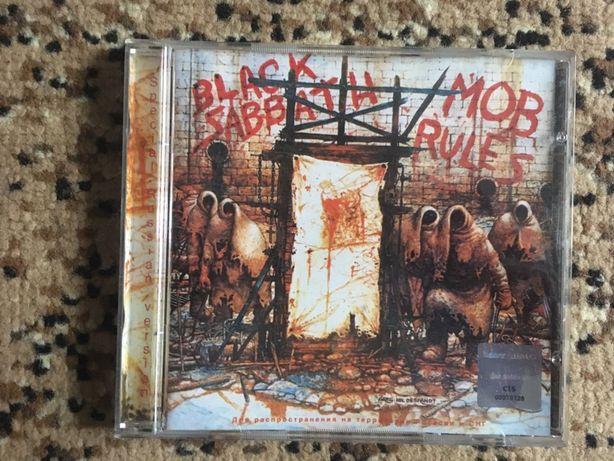 black sabbath mob rules CD