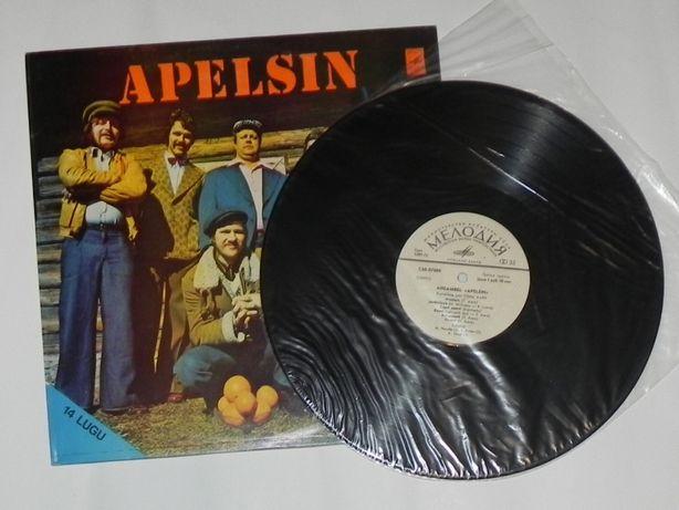 пластинка Apelsin