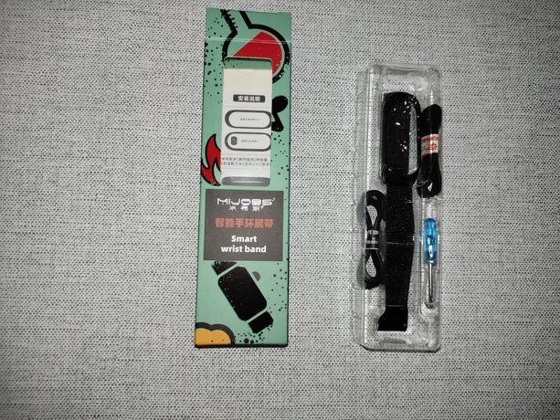Pulseira Metálica Xiaomi Mi Band 3/4/5/6