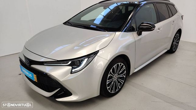 Toyota Corolla Touring Sports 1.8 Hybrid Square Collection
