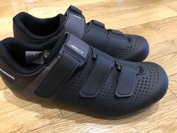 Sapatos ciclismo e pedais Shimano