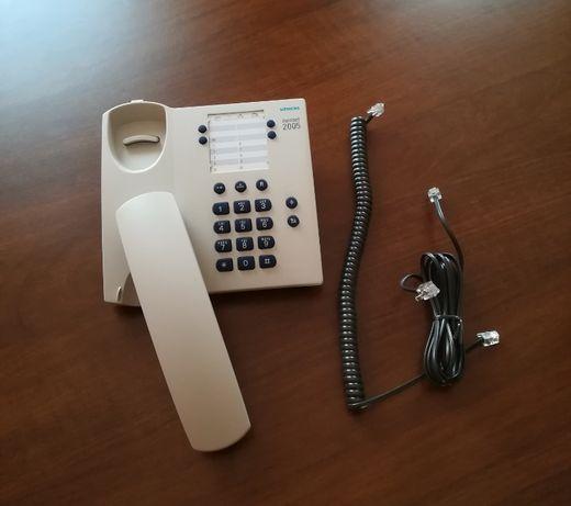 Telefon stacjonarny Siemens nowy