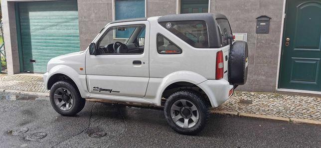 Suzuki Jimmy cabrio Rigorosamente impecável